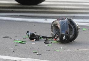 Bobowa. Tragiczna śmierć motocyklisty-8617