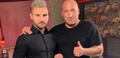 Adrian Cios wkrótce wystąpi na gali MMA organizowanej przez Najmana-9070
