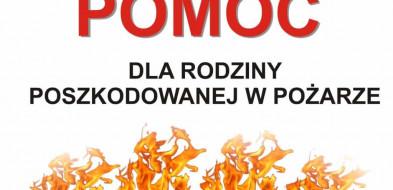 Pomoc dla pogorzelców z Szymbarku popłynie też spoza powiatu gorlickiego!-9120