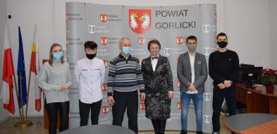 Stypendia sportowe Powiatu Gorlickiego po raz piąty-9129