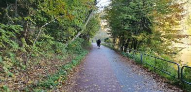 Ścieżka rowerowa połączy Szymbark i Ropę-9554