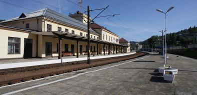 Z Gorlic do Krynicy pociągiem w... 140 minut-9618