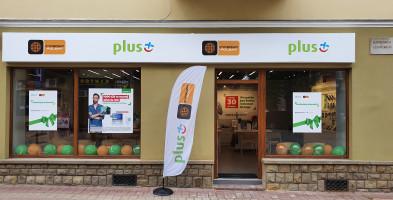 Punkt sprzedaży Plusa i Cyfrowego Polsatu w Gorlicach-10036
