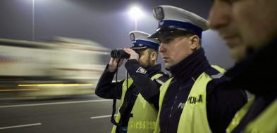 Kierowcy z gorlickiego pędzili przez Tarnów, stracili uprawnienia-10523