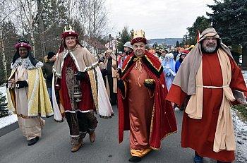 Kobylanka. Orszak Trzech Króli 2020-1583