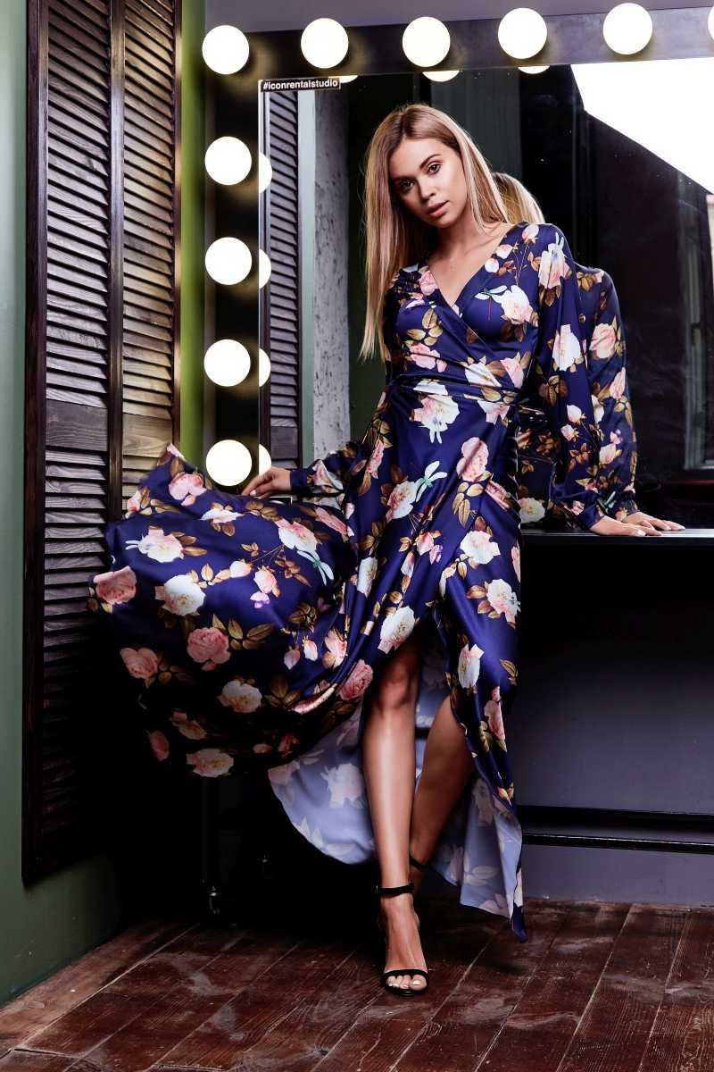 074999a731 Modne sukienki na karnawał 2018 – w kwiaty czy koronkowe  - gorlice24.pl
