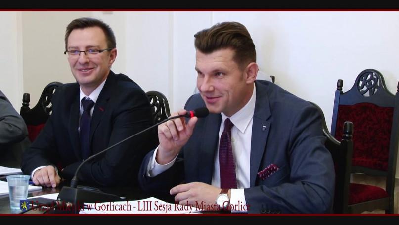 LIII Sesja Rady Miasta Gorlice