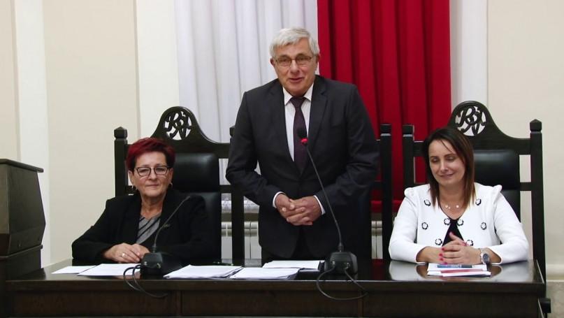 LV Sesja Rady Miasta Gorlice