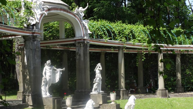 Gorlice 1996 - Pałac Długoszów