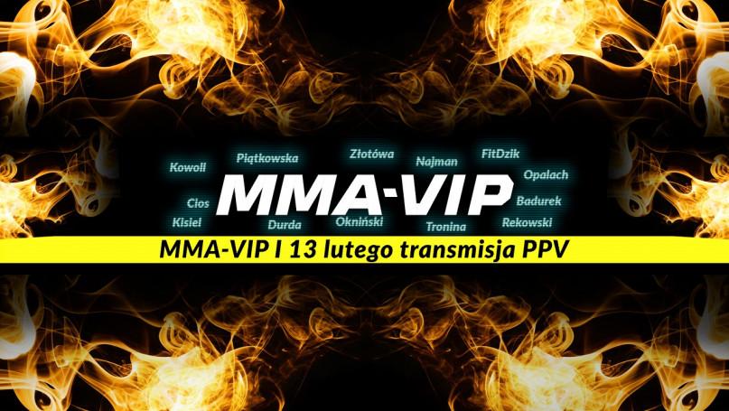Konferencja przed galą MMA-VIP