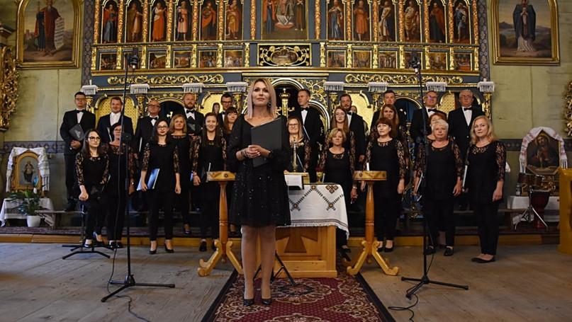 Koncert Chóru Cantores Carvatiani